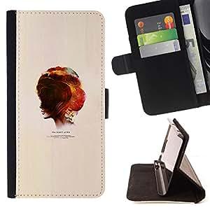 KingStore / Leather Etui en cuir / Apple Iphone 5C / Última nosotros Juego