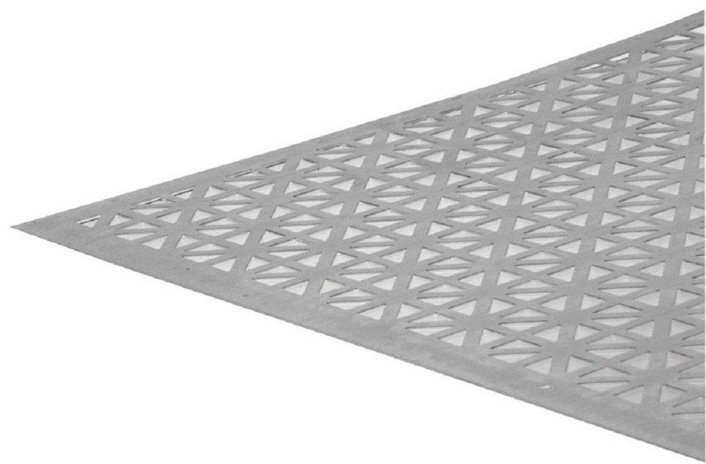 Boltmaster Aluminum Sheet 24'' X 36'' 0.020'' Bulk