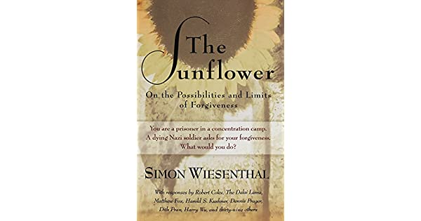 the sunflower on the possibilities and limits of forgiveness
