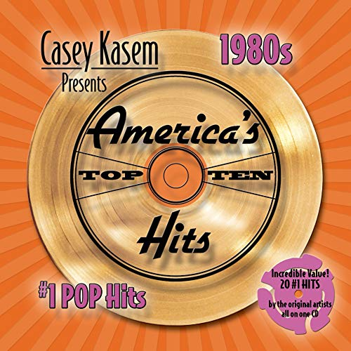 Casey Kasem Presents: Americas Top Ten Hits: The 80's # 1 Pop Hits