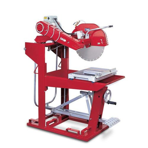 MK Diamond 5005S 230-Volt Single-Phase Wet Cutting Block Saw by MK Diamond