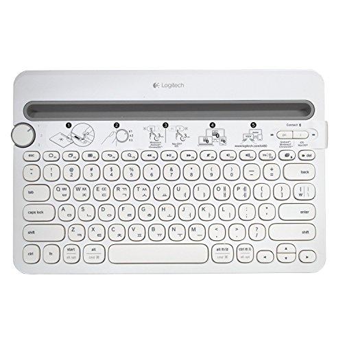Logitech Bluetooth Multi Device K480 White product image