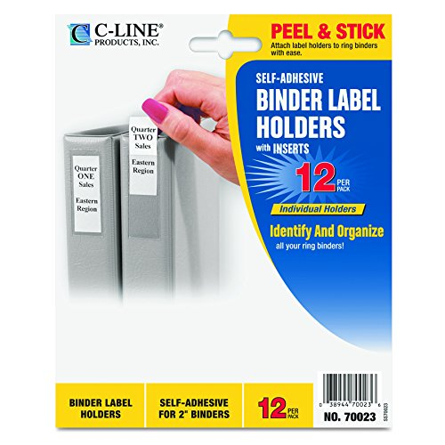 Binder Spine Inserts - 8