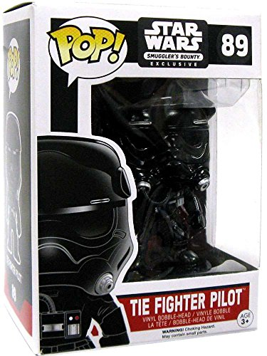 Star Wars Tie Fighter Pilot POP! Figure Smugglers Bounty Exclusive 89 by Unknown