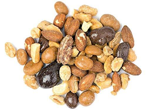 - SunRidge Farms Caramel Toffee Nut Mix 10 lb Bulk