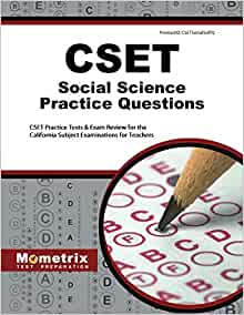 Cset social science essay questions