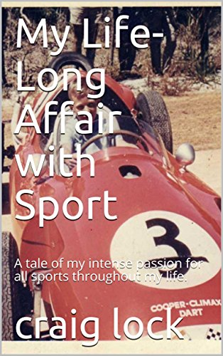 My Life-Long Affair with Sport: A tale of my intense passion for all sports throughout my life.