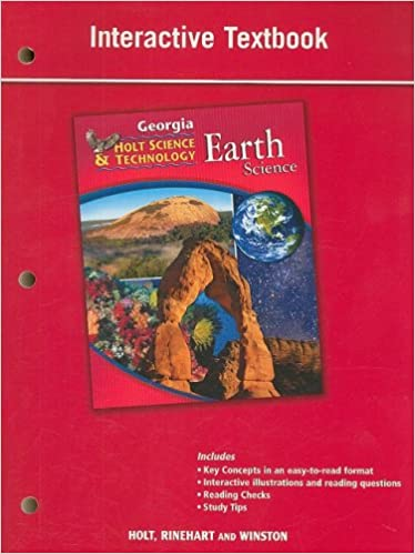 Holt Science And Technology Life Earth And Physical