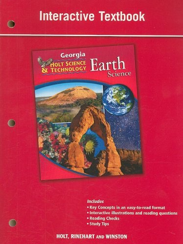 Holt Science And Technology Life Earth And Physical Georgia