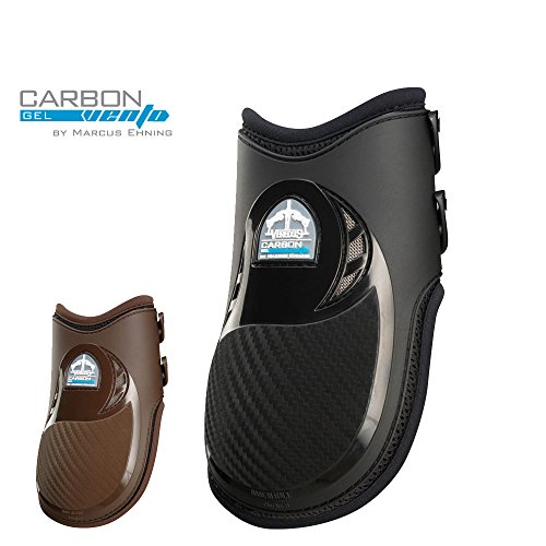 Veredus Carbon Gel Vento Rear Fetlock Boots Medium Black