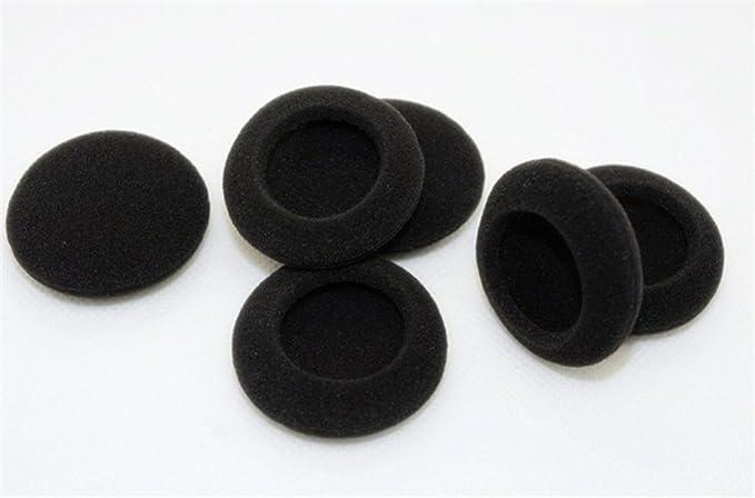5 pares de almohadillas de repuesto para auriculares Plantronics Audio 400 DSP Audio 478 DSP YDYBZB