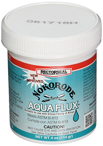 Rectorseal 74047 4-Ounce Nokorode Aqua Flux - Nokorode Paste
