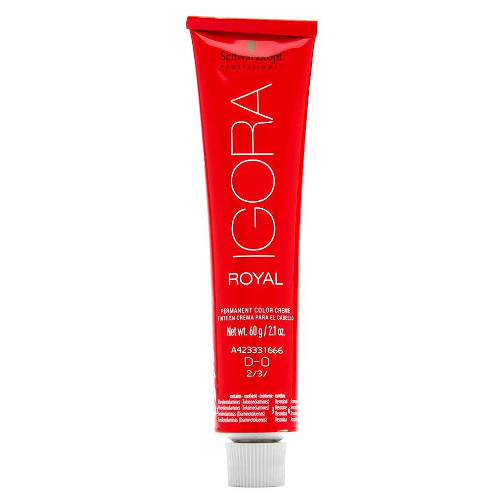 e06755d3e1 Amazon.com: Schwarzkopf Professional Igora Royal Permanent Hair Color, 7-4, Medium  Beige Blonde, 60 Gram: Beauty
