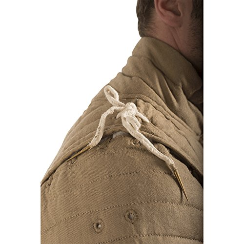 Armor Venue: Imperial Gambeson Desert Beige Large by Armor Venue (Image #2)