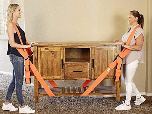 Cintas de elevación y movimiento, Rishx correa móvil para muebles ...