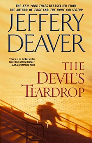 book cover of The Devil\'s Teardrop