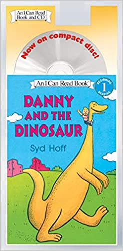 amazon danny and the dinosaur book and cd i can read level 1