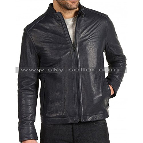 Black uk Biker Skyseller Giacca Uomo ZpnRqxC