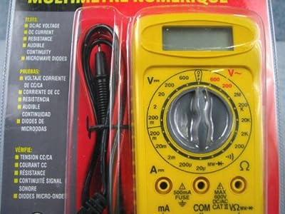 A.W. Sperry DM-230A 6 Function Digital Meter/Multimeter