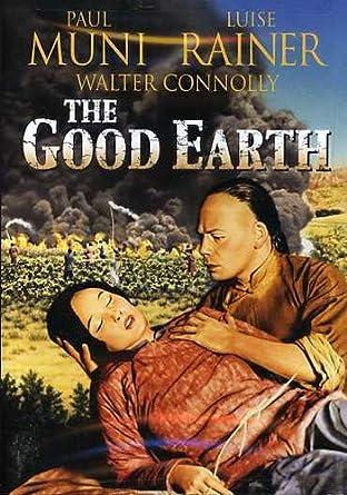 Amazon The Good Earth Paul Muni Luise Rainer Walter Connolly