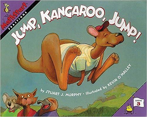Read online Jump, Kangaroo, Jump! (MathStart 3) PDF, azw (Kindle)