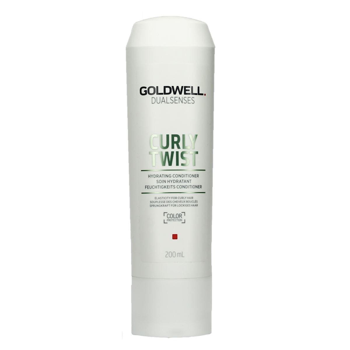 Goldwell Dualsenses Curly Twist Hydrating condizionatore, 1er Pack (1X 200ML) 4021609061564