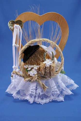 Lasso of Love Western Cake Topper (Lasso Cake)