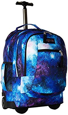 Jansport Driver 8 Rolling Laptop Backpack