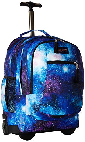 JanSport Driver 8 Core Series Wheeled Backpack, Deep Space