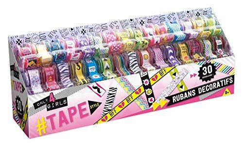 Canal Toys - CT28507 - Loisir Créatif - Only for Girls - Adhésifs Décoratifs OFG007 Kit de loisirs créatifs