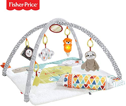 Fisher-Price Fisher-Price Perfect Sense Deluxe Gym