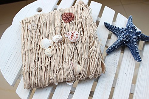 yagote-mediterranean-style-wall-hanging-nautical-decorative-fish-net-with-shells-for-home-party-rest