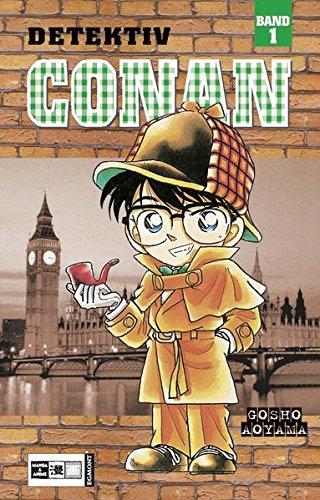 Detektiv Conan 01 Taschenbuch – 15. Oktober 2001 Gosho Aoyama Egmont Manga 3898853829 Action