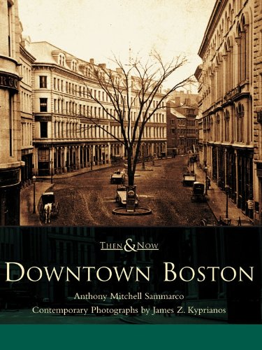 Downtown Boston - Massachusetts Boston Downtown