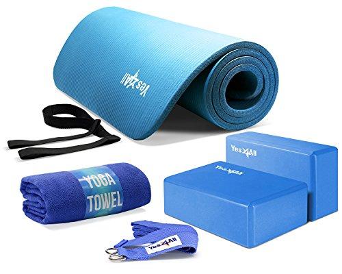 Yes4All Yoga Starter Kit Exercise