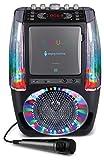 Singing Machine SML605BK Agua Dancing Water Fountain Karaoke...