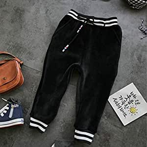 Kids Clothing Pants Autumn and Winter Cotton Children Clothing, Height:9(100cm) Boys Clothing