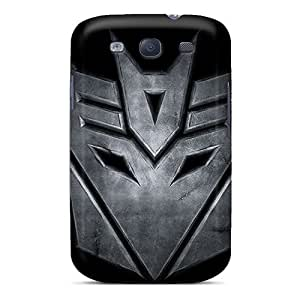 Galaxy S3 Case Cover With Shock Absorbent Protective SooQS19831xeKGX Case