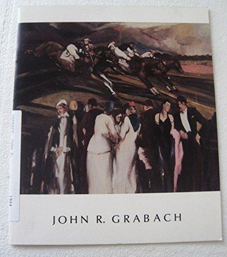 John R. Grabach (1880-1981)--March 21-May 5, 1984