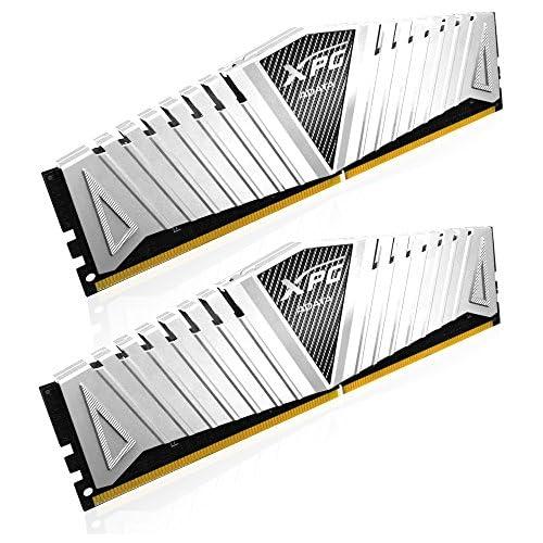 chollos oferta descuentos barato ADATA AX4U2400W4G16 DWZ módulo de Memoria 8 GB 2 x 4 GB DDR4 2400 MHz 240 pin DIMM Blanco