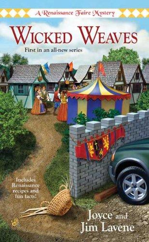 Wicked Weaves (Renaissance Faire Mysteries, No. - Beach Market Myrtle