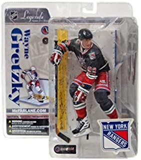 McFarlane Toys 6 NHL Legends Series 4 Wayne Gretzky 99 White Jersey