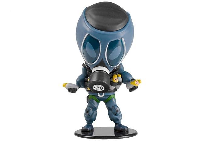 ubisoft chibi  Ubisoft Six Collection Merch Smoke Chibi Figurine - PlayStation 4 ...