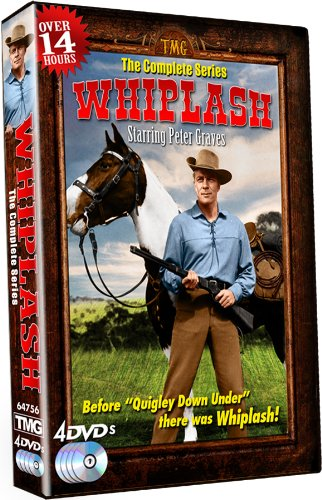 Whiplash Complete Peter Graves product image