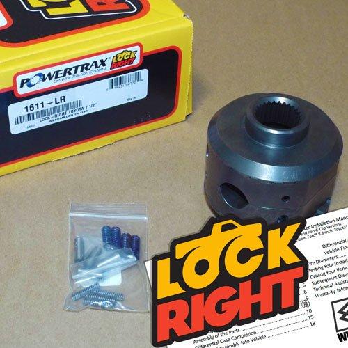 Powertrax 1611-LR Lock-Right (Toyota 7 1/2