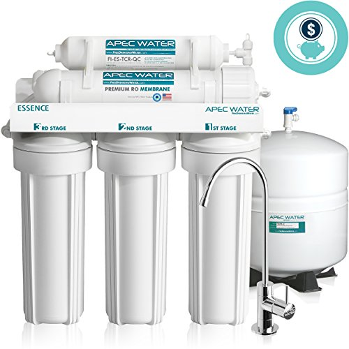 Apec Top Tier Ultra Safe Built In Usa Reverse Osmosis