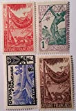 FRENCH GUIYANA UNUSED STAMPS....WORLDWIDE STAMPS