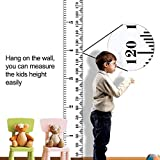 Growth Chart for Kids Roll-up Canvas Height Chart