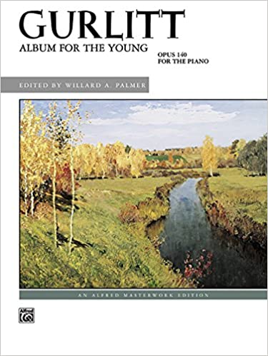 Album for the Young, Opus 140: For Intermediate to Advanced Piano (Kalmus Edition)