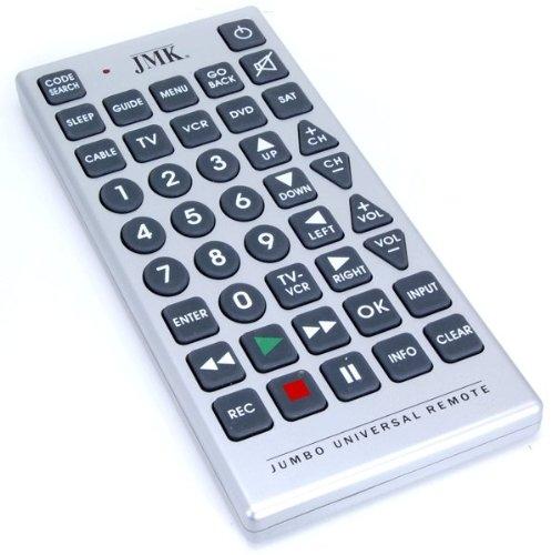 amazon com sentry rmc10 universal jumbo remote control home audio rh amazon com Jumbo Universal Remote Code Search jumbo universal remote user manual